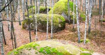Каменное село, или Украинский Стоунхендж
