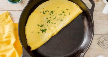 Завтрак, который не забыть: яичница по-гуцульски