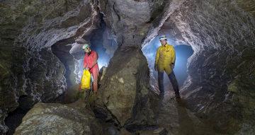 Оптимистическая пещера — гигантский лабиринт для смельчаков