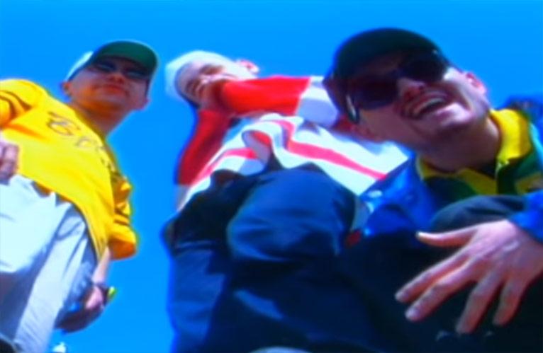 Первые короли украинского рэпа