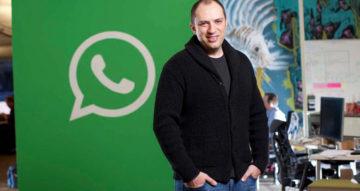 Украинский след в WhatsApp: история эмигранта, ставшего миллиардером