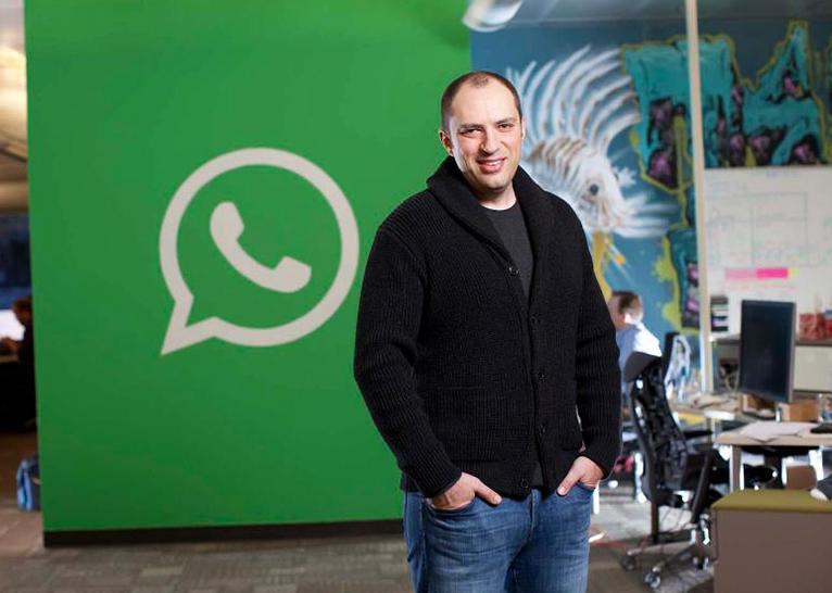 Український слід у WhatsApp: історія емігранта, який став мільярдером