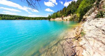 Тайное озеро с вау-эффектом