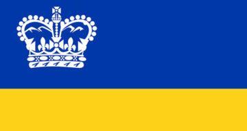 В каких странах можно встретить клонов украинского флага