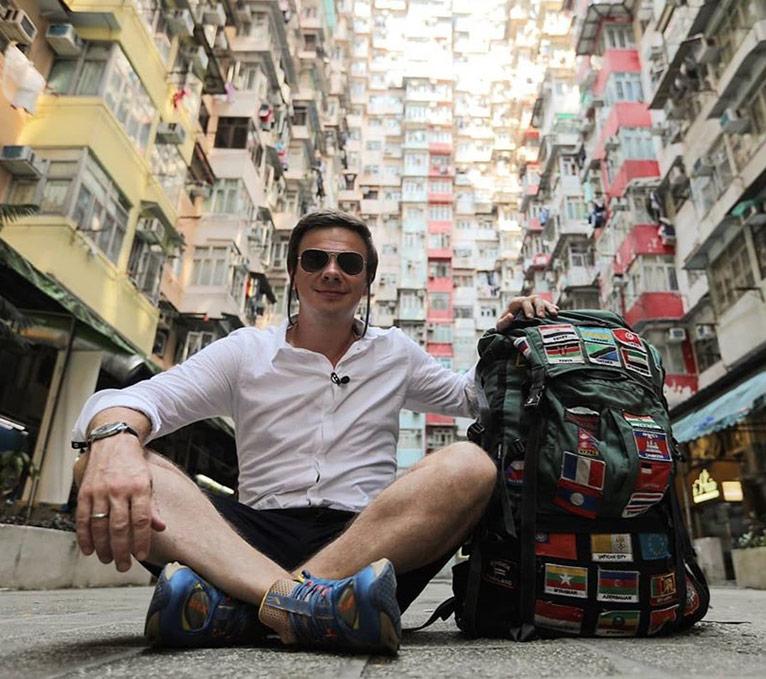 Маст-хев для мандрівника: 12 речей з рюкзака виживання Дмитра Комарова