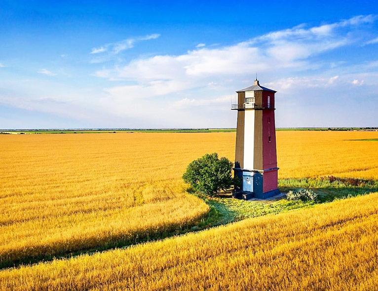 3 самых инстаграмных маяка в Украине