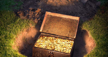 11 найбільш розшукуваних скарбів України