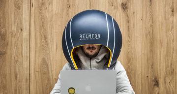 Шлем для офиса, паста из ушей Ван Гога и другие крутые идеи дизайн-бюро Hochu rayu